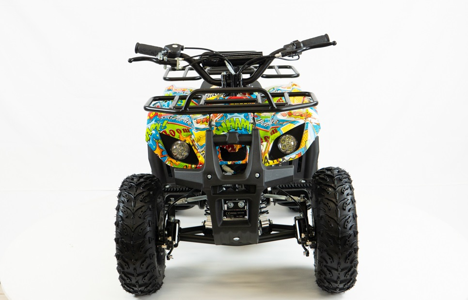 MOTAX ATV Mini Grizlik Х-16 (э/с) Big Wheel